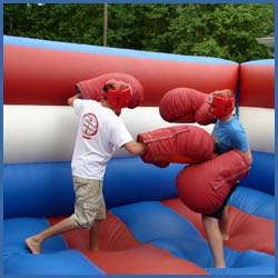 Bouncy Boxing Sports Game