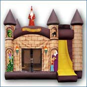 Inflatable Castle Game